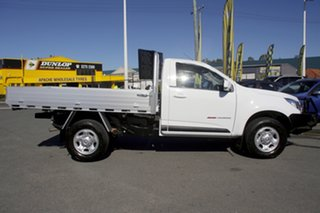2016 Holden Colorado RG MY16 LS Summit White 6 Speed Sports Automatic Cab Chassis