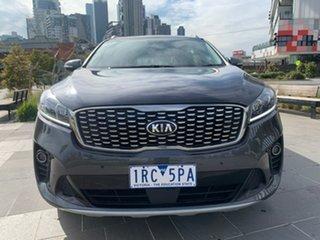 2018 Kia Sorento UM MY19 SI Grey 8 Speed Sports Automatic Wagon.