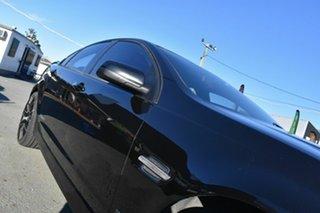 2010 Holden Commodore VE II SS-V Black 6 Speed Manual Sedan