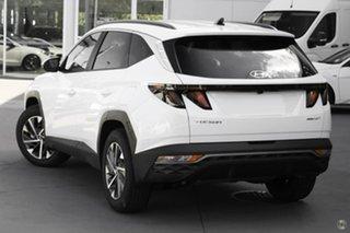 2021 Hyundai Tucson NX4.V1 MY22 Elite D-CT AWD White 7 Speed Sports Automatic Dual Clutch Wagon