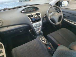 2009 Toyota Yaris NCP93R MY09 YRS Blue 4 Speed Automatic Sedan.