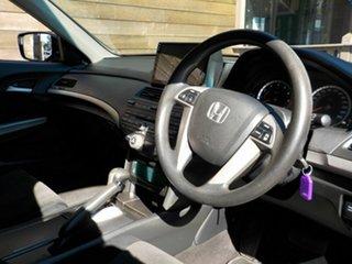 2009 Honda Accord 8th Gen 40th Anniversary Black 5 Speed Sports Automatic Sedan