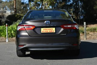 2018 Toyota Camry AXVH71R Ascent Bronze 6 Speed Constant Variable Sedan Hybrid