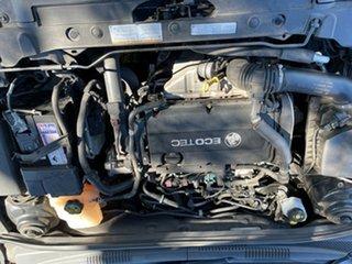 2014 Holden Cruze JH Series II MY14 Z Series Black 5 Speed Manual Sedan