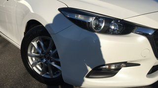 2016 Mazda 3 BN5478 Neo SKYACTIV-Drive White 6 Speed Sports Automatic Hatchback.