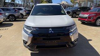 2021 Mitsubishi Outlander ZL MY21 Black Edition 2WD Starlight 6 Speed Constant Variable Wagon