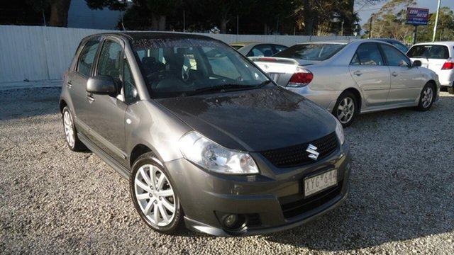 Used Suzuki SX4 GYA MY10 S Seaford, 2010 Suzuki SX4 GYA MY10 S Grey 6 Speed Constant Variable Hatchback