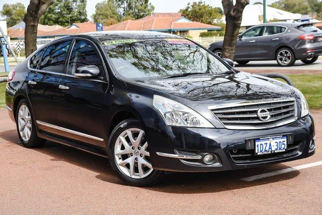 Used Nissan Maxima J32 MY11 350 X-tronic ST-S Attadale, 2012 Nissan Maxima J32 MY11 350 X-tronic ST-S Black 6 Speed Constant Variable Sedan
