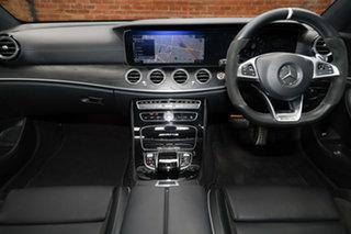 2017 Mercedes-Benz E-Class W213 808MY E63 AMG SPEEDSHIFT MCT 4MATIC+ Hyacinth Red 9 Speed