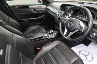2012 Mercedes-Benz E-Class W212 MY12 E63 AMG SPEEDSHIFT MCT Iridium Silver 7 Speed Sports Automatic.