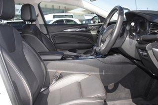 2018 Holden Commodore ZB MY18 RS-V Liftback AWD White 9 Speed Sports Automatic Liftback