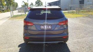 2014 Hyundai Santa Fe DM MY15 Highlander CRDi (4x4) Silver 6 Speed Automatic Wagon