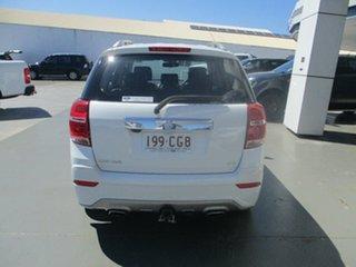 2016 Holden Captiva CG MY15 7 LTZ (AWD) White 6 Speed Automatic Wagon.