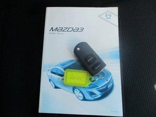 2009 Mazda 3 BL Maxx Sport Black 5 Speed Automatic Sedan