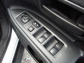 2013 Mitsubishi Outlander ZJ ES (4x4) Silver Continuous Variable Wagon