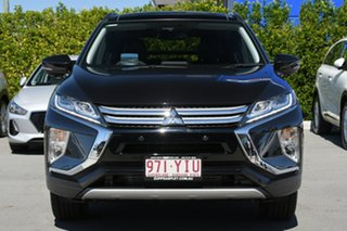 2018 Mitsubishi Eclipse Cross YA MY18 Exceed 2WD Black 8 Speed Constant Variable Wagon