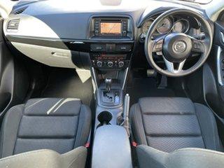 2012 Mazda CX-5 KE1071 Maxx SKYACTIV-Drive Sport Grey 6 Speed Sports Automatic Wagon.