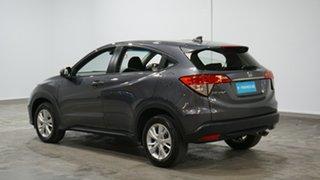 2019 Honda HR-V MY20 VTi Grey 1 Speed Constant Variable Hatchback.