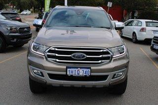 2020 Ford Everest UA II 2020.25MY Titanium Silver 10 Speed Sports Automatic SUV.