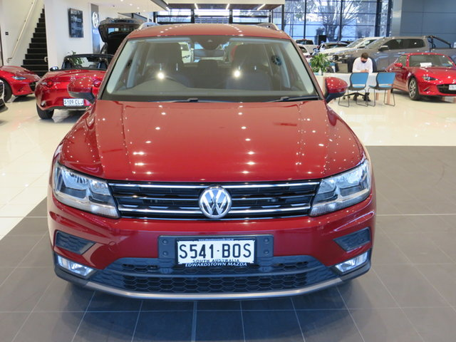 Used Volkswagen Tiguan 5N MY17 110TSI DSG 2WD Comfortline Edwardstown, 5N MY17 110TSI Comfrtline WAG DSG 6sp 1.4T