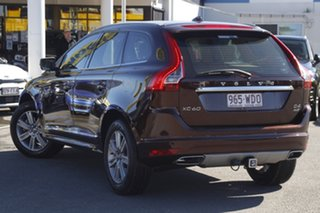 2015 Volvo XC60 DZ MY16 D4 Geartronic AWD Luxury Rich Java/matching 6 Speed Sports Automatic Wagon.