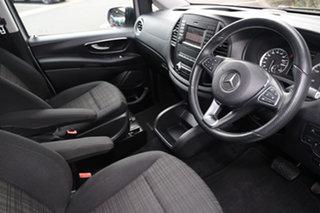 2018 Mercedes-Benz Valente 447 116BlueTEC 7G-Tronic + Silver 7 Speed Sports Automatic Wagon.