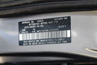 2021 Mitsubishi Outlander ZL MY21 ES 2WD Titanium 6 Speed Constant Variable Wagon
