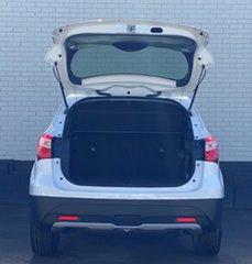 2021 Suzuki S-Cross JY Turbo Prestige Cool White 6 Speed Sports Automatic Hatchback.