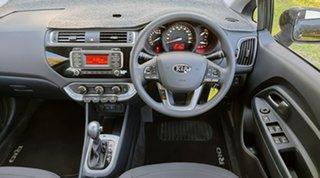2015 Kia Rio UB MY15 S Graphite 4 Speed Sports Automatic Hatchback