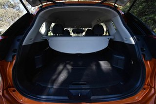 2018 Nissan X-Trail T32 Series II ST X-tronic 4WD Orange 7 Speed Constant Variable Wagon