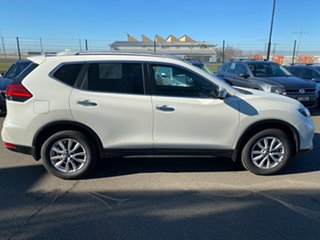 2020 Nissan X-Trail T32 Series III MY20 ST-L X-tronic 2WD White 7 Speed Constant Variable Wagon.