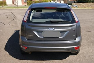 2010 Ford Focus LV MY11 LX Grey 4 Speed Automatic Hatchback.
