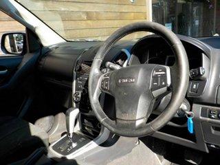 2014 Isuzu D-MAX MY14 LS-U Crew Cab 4x2 High Ride Silver 5 Speed Sports Automatic Utility