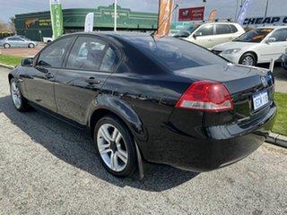 2006 Holden Commodore VE Omega Black 4 Speed Automatic Sedan