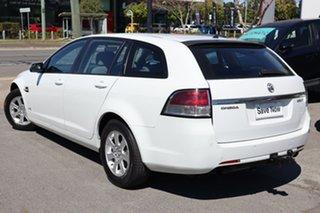 2010 Holden Commodore VE II Omega Sportwagon White 6 Speed Sports Automatic Wagon