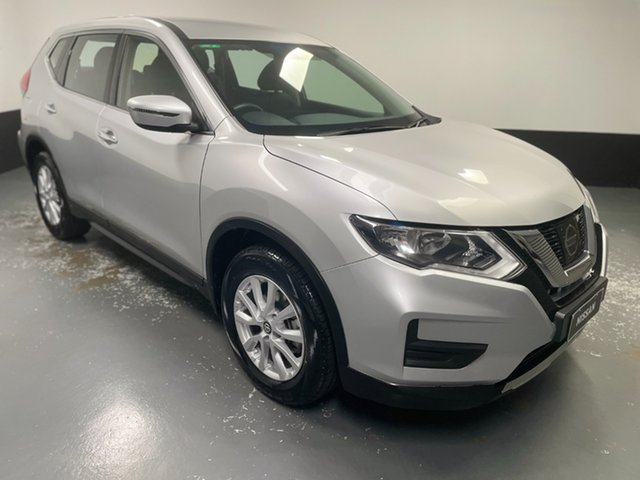 Used Nissan X-Trail T32 Series II ST X-tronic 2WD Hamilton, 2019 Nissan X-Trail T32 Series II ST X-tronic 2WD Silver 7 Speed Constant Variable Wagon