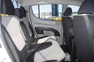 2014 Mitsubishi Triton MN MY15 GLX Double Cab White Solid 5 Speed Manual Utility