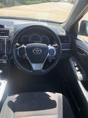 2013 Toyota Camry ASV50R Atara S Black/050413 6 Speed Sports Automatic Sedan