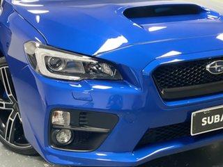 2015 Subaru WRX V1 MY16 Premium AWD Dark Blue 6 Speed Manual Sedan.