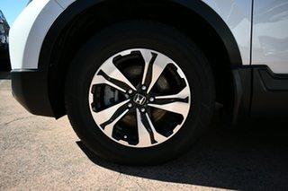 2018 Honda CR-V MY18 VTi (2WD) White Continuous Variable Wagon.
