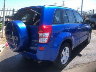 2007 Suzuki Grand Vitara JT Prestige (4x4) Blue 5 Speed Automatic Wagon.