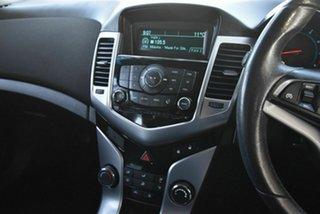 2012 Holden Cruze JH SERIES II MY SRi Silver 6 Speed Manual Hatchback
