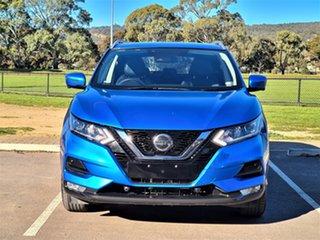 2019 Nissan Qashqai J11 Series 2 ST-L X-tronic Blue 1 Speed Constant Variable Wagon.