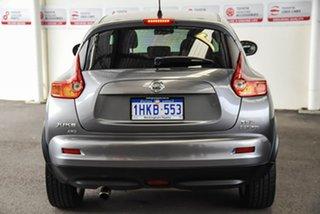 2013 Nissan Juke F15 TI-S (AWD) Grey Continuous Variable Wagon