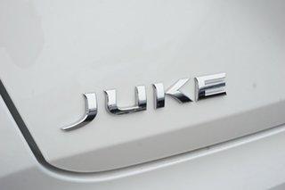 2021 Nissan Juke F16 Ti DCT 2WD Snow Storm 7 Speed Sports Automatic Dual Clutch Hatchback