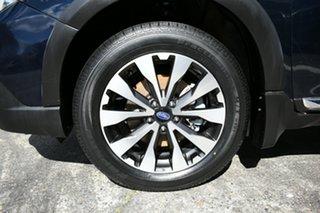 2015 Subaru Outback MY14 3.6R Premium Blue 5 Speed Auto Elec Sportshift Wagon.