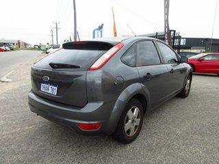 2009 Ford Focus CL LV  Grey 5 Speed Manual Hatchback.