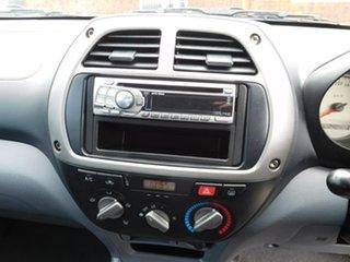 2001 Toyota RAV4 ACA21R Edge White 5 Speed Manual Wagon