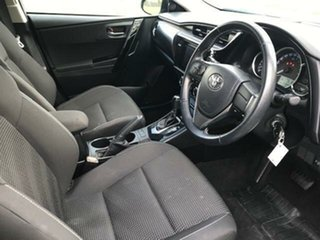 2018 Toyota Corolla ZRE182R MY17 Ascent Sport Silver Pearl 7 Speed CVT Auto Sequential Hatchback