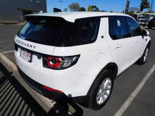 2017 Land Rover Discovery Sport L550 17MY TD4 150 SE White Lrc867 9 Speed Sports Automatic Wagon